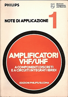 Philips - Amplificatori VHF UHF